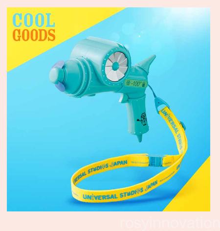USJ夏暑さ対策グッズ2019 (5)冷凍光線銃