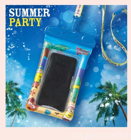 USJ夏暑さ対策グッズ2019 (26)防水ケースミニオン
