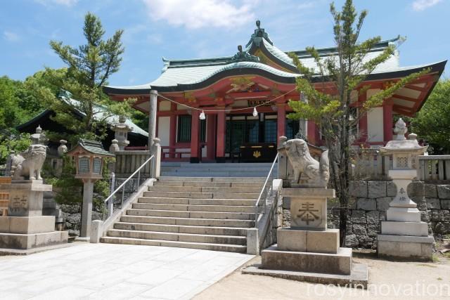 鴻八幡宮 (2)