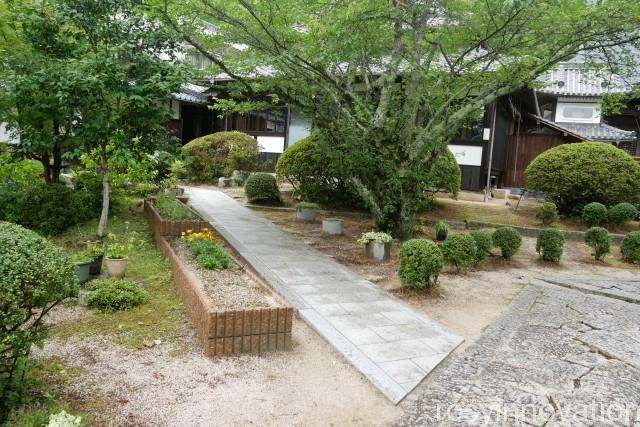 日応寺 (14)庫裏