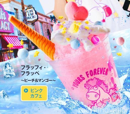 USJ夏アイスひんやりフード (1)