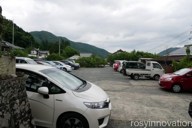 玉雲宮 (1)駐車場