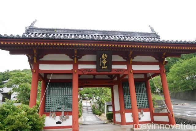 日応寺 (7)門