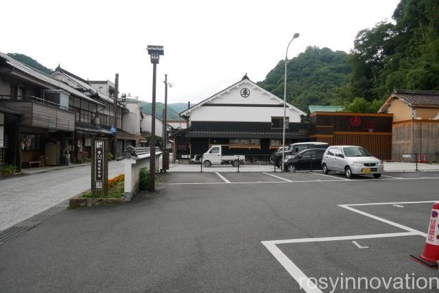 安養寺 (1)駐車場