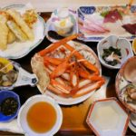 【島根グルメ】味処民宿まつや☆コスパ良すぎ海鮮づくし定食と宿泊レビュー