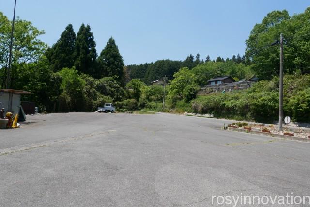 霧海 (2)駐車場