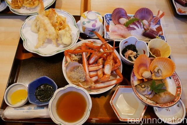 味処民宿まつや (13)日本海定食