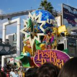 【USJ】フェスタデパレード2019秋ハロウィン☆時間や場所取りとルート