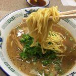 【岡山グルメ】にぼし家☆倉敷玉島で煮干しの旨味たっぷりラーメン