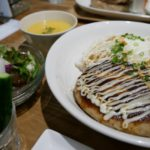 【岡山グルメ】irori(GOTO券◎)問屋町のカフェでロコモコ丼&ハンバーグランチ