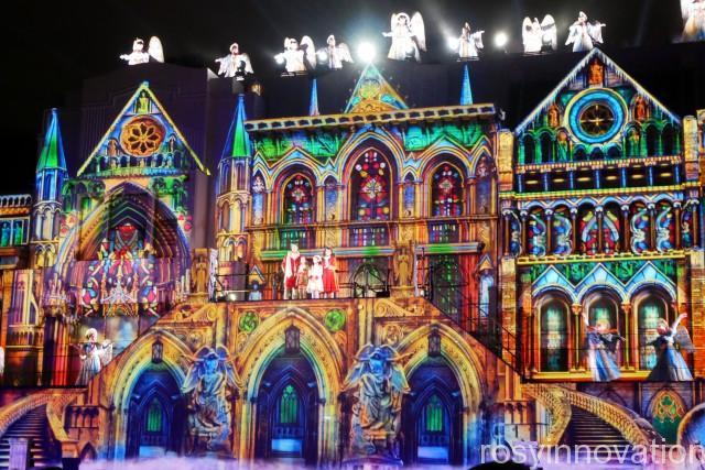 フード2019 USJクリスマスイベント一覧2019 (8) ショー 天使のくれた奇跡