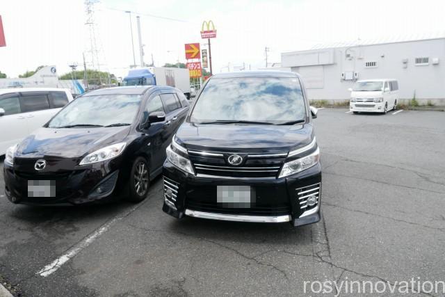 成瀬家 (1)駐車場