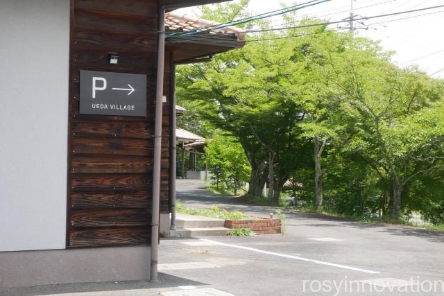 森ノナカノカフェ (3)車
