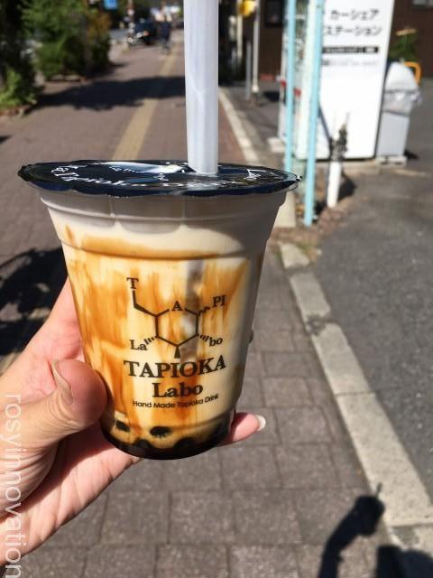 タピオカラボ (5)黒糖ミルクティ