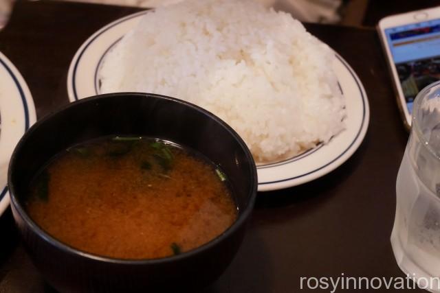 洋食ひなた (11)味噌汁