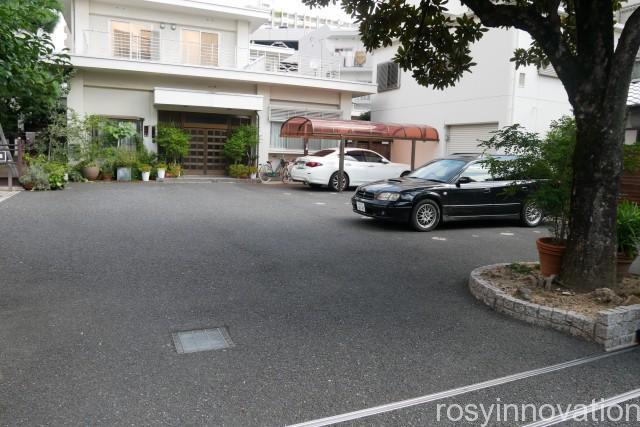 大雲寺 (1)駐車場