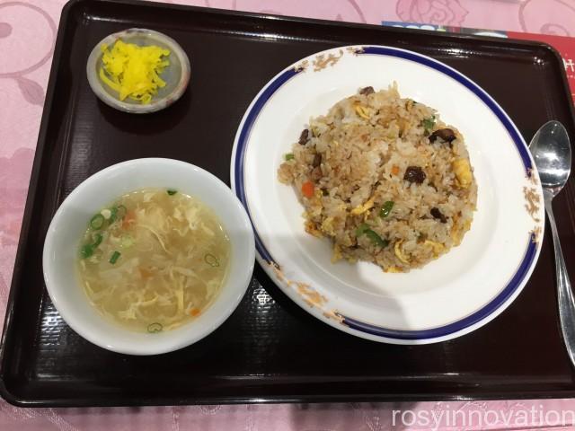 又来軒岡山ロッツ店 (7)焼き飯