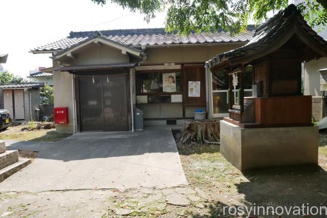 石門別神社 (11)社務所