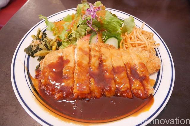 洋食ひなた2020年6月 (1)チキンカツ