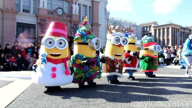 3グリーティング クリスマスミニオンショー2019冬 (1)