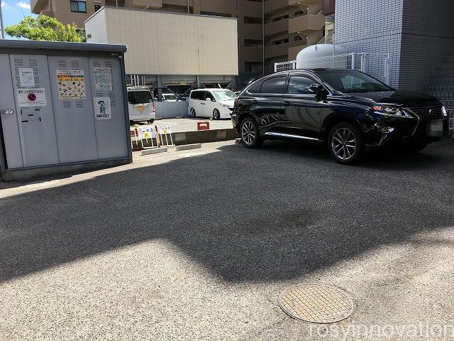 一本堂岡山大元店 (2)駐車場