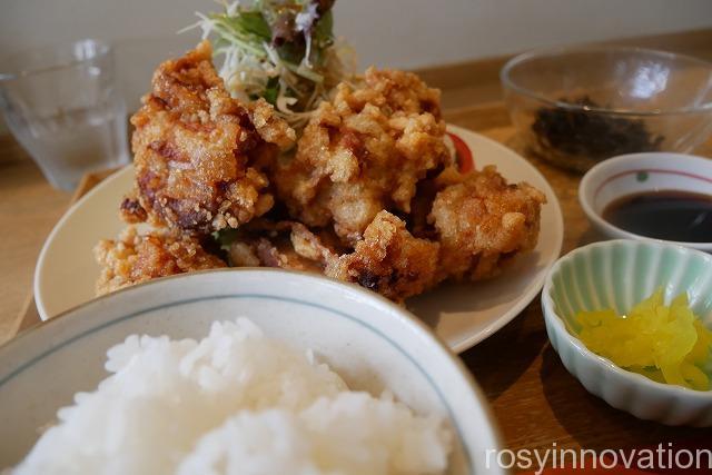 キッチンほりぐち (13)唐揚げ