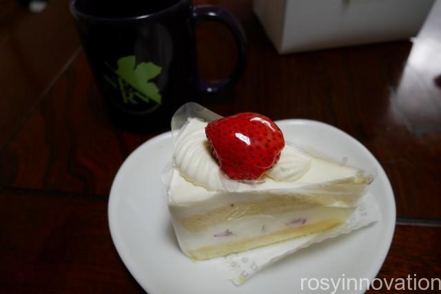 杏(あんず) (15)いちごのショートケーキ