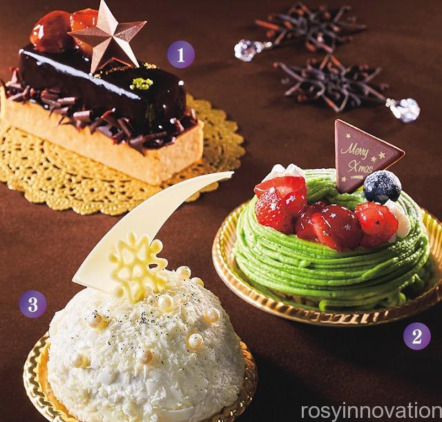 USJクリスマスフード(12)ケーキ