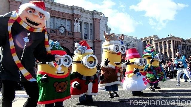 クリスマスミニオンショー2019冬 (2)