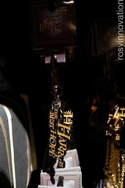 ハリーポッター新作グッズ HARRY's GLASSES (24)キーチェーン