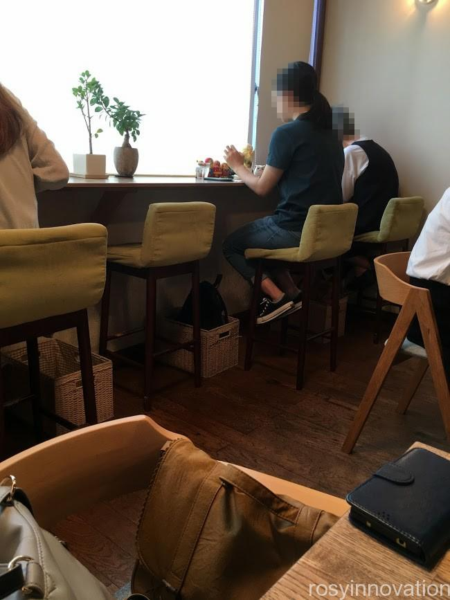 喫茶ほんまち(2)店内