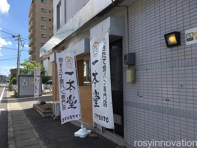 一本堂岡山大元店 (1)場所