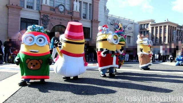 クリスマスミニオンショー2019冬 (6)