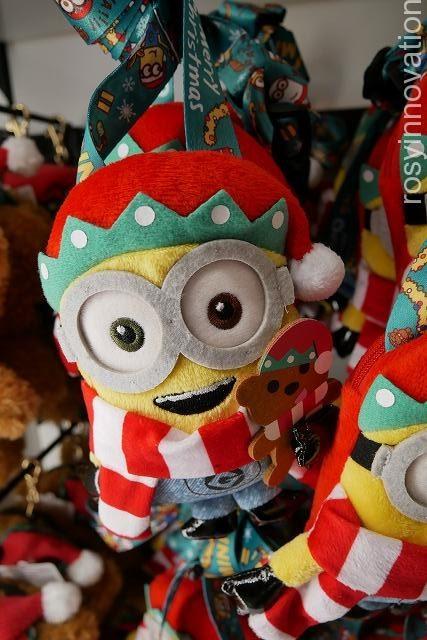 ミニオンのクリスマスグッズUSJ (24)