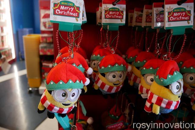 ミニオンのクリスマスグッズUSJ (4)ぬいぐるみキーチェーン