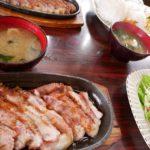 【岡山グルメ】珈琲館モカ☆総社の人気喫茶店でボリューム満点しょうが焼き定食