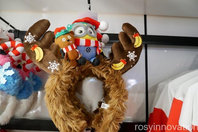 2020新作 2019 ミニオンのクリスマスグッズUSJ (5)トナカイティムカチューシャ