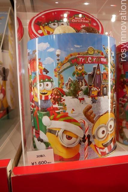 ミニオンのクリスマスグッズUSJ (51)お菓子