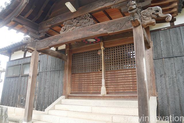 児島総社 (7)拝殿