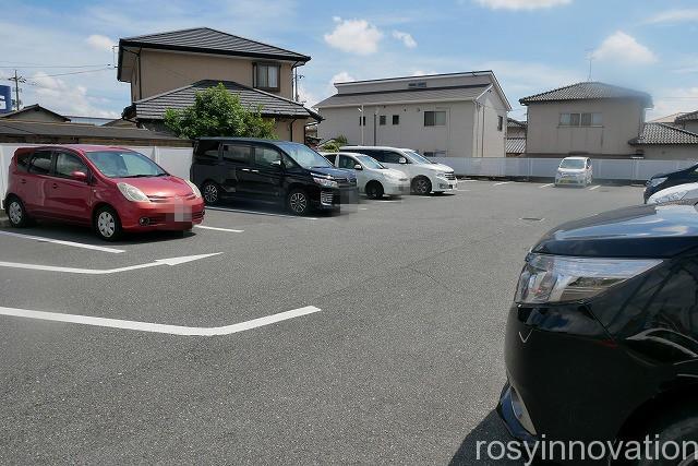 いきなりステーキ倉敷店 (2)駐車場