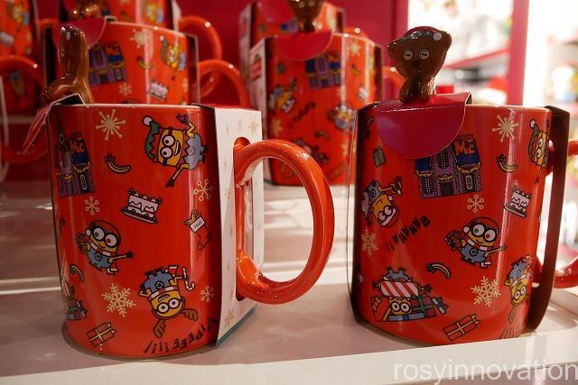 ミニオンのクリスマスグッズUSJ (12)マグカップ