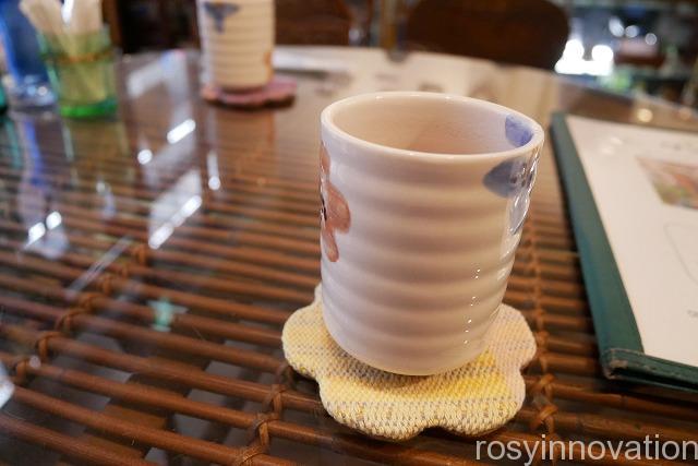 スローカフェタンポポ (8)お茶