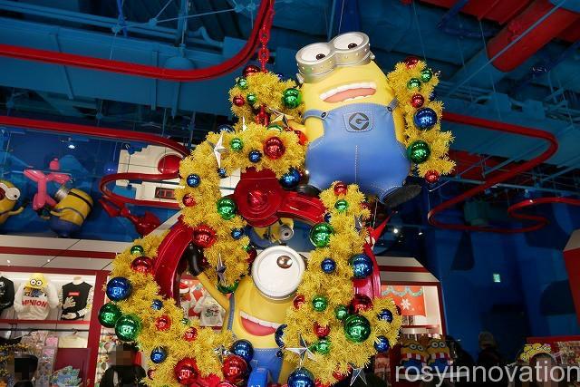ミニオンのクリスマスグッズUSJ (1)
