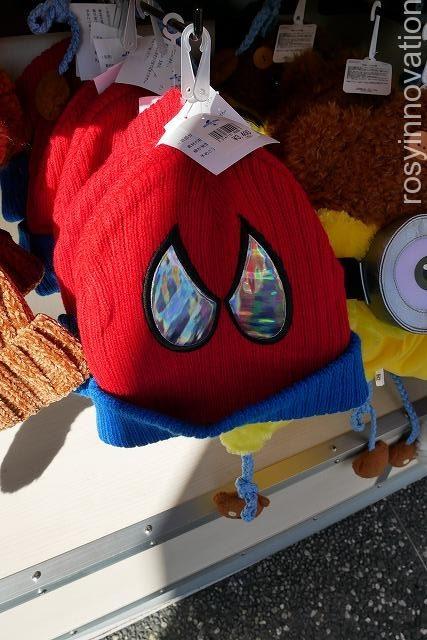 あったか USJ防寒グッズ20192020 ニット帽 スパイダーマン