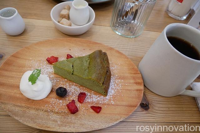 グリコアパート (16)抹茶のチーズケーキ