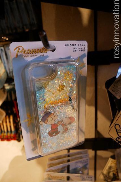 スヌーピーのクリスマスグッズSnow Crystal (15)iPhoneケース