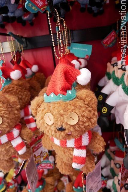 ミニオンのクリスマスグッズUSJ (3)ティムのぬいぐるみ