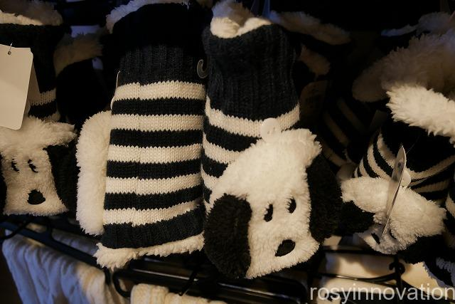 ユニバUSJ防寒グッズ20192020 スヌーピーの手袋