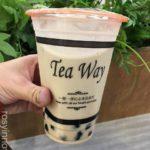【岡山グルメ】Tea Way☆イオン倉敷でタピオカ♪メニューや値段は?