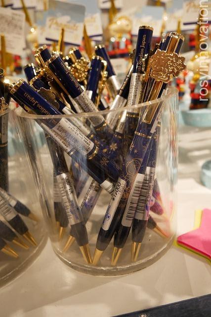 スヌーピーのクリスマスグッズSnow Crystal (38)ボールペン